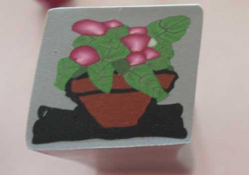 Blumentopfcane fertig reduziert